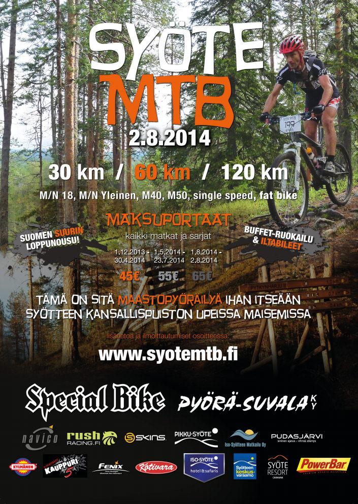 Syöte MTB 2014